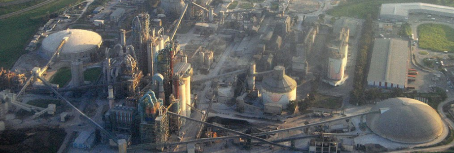 NESHER CEMENT PLANT 3
